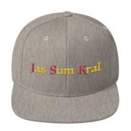 Jas Sum Kral Snapback Hat