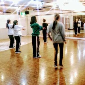 ダンス 福岡 中学生と高校生のダンス初心者