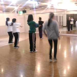 中学生高校生 ダンス