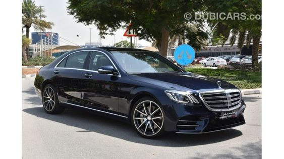 Angelina Jolie cars: Mercedes Benz S 450 from 2018