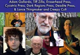 SIGNING: OCT 25 – Horrorcon at Book Bin East in Salem, OR