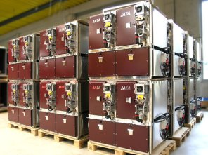 2-Kammer Mobilconvectomaten