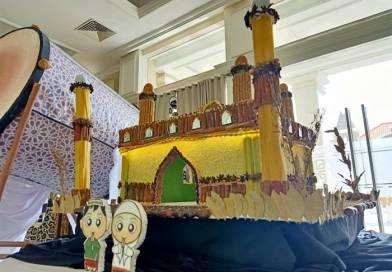 Masjid Rempah di Adhiwangsa Hotel