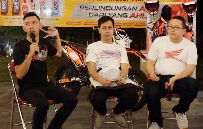 Akhir Pekan Seru ala Komunitas Honda Jateng