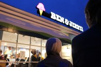 Ben & Jerry's fans come out for Free Cone Day
