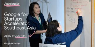 Google Cari Startup yang Bisa Jadi Solusi bagi Asia Tenggara