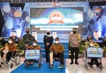 Gubernur Khofifah Apresiasi Inovasi Aplikasi T.A.C.S Besutan Polda Jatim