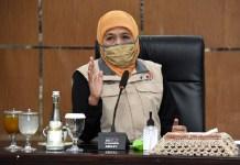 Gubernur Khofifah Wanti-Wanti soal Metamorfosis Narkoba