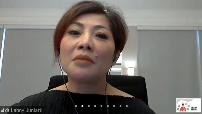 dr. Lanny Juniarti Dipl. AAAM, Founder dan President Director Miracle Aesthetic Clinic Group