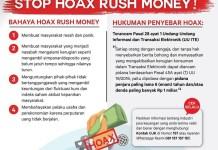 OJK Ingatkan Informasi Ajakan Tarik Dana di Perbankan adalah Hoax