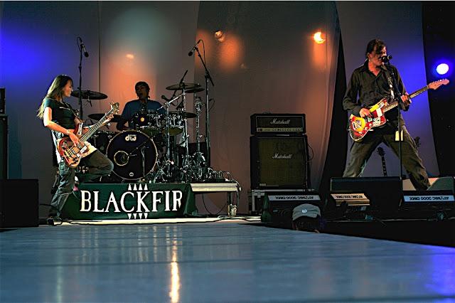 Blackfire på Riđđu