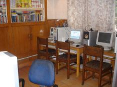Computers and internet om Hotel Green