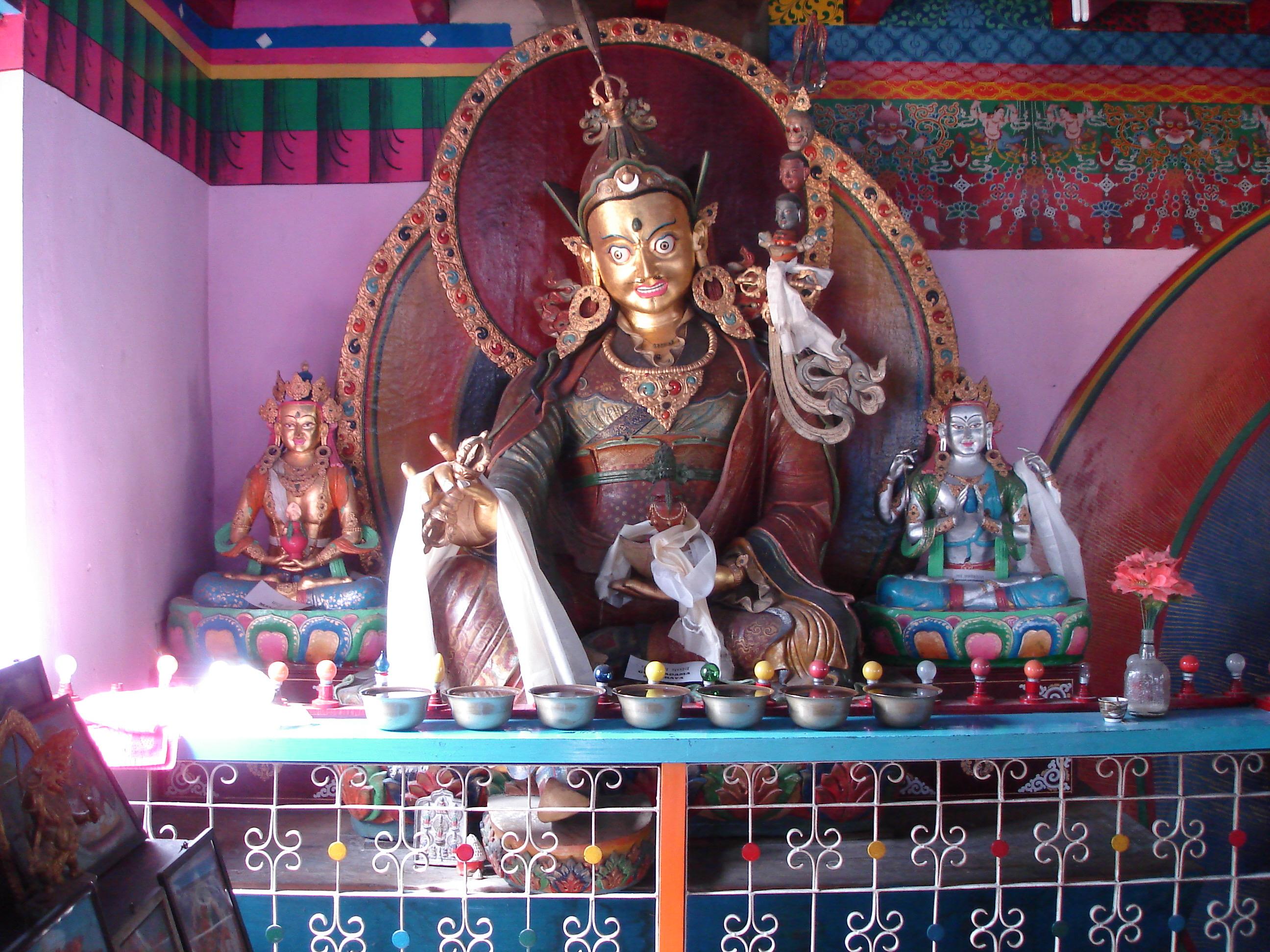 Guru Padama Sambhava