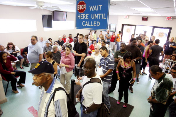 3 Reasons We Know the DMV Hates Us…