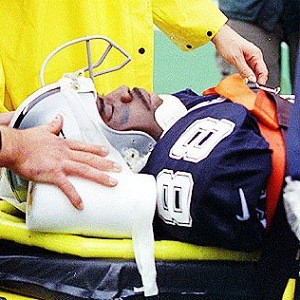 On Oct. 11, 1999, Cowboys receiver Michael Irvin suffered a career-ending neck injury at the Vet. Fans cheered as Irvin lay crumpled on the ground.