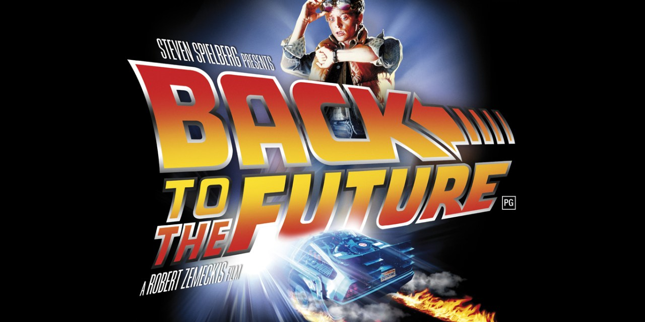Back To the Future is Now!