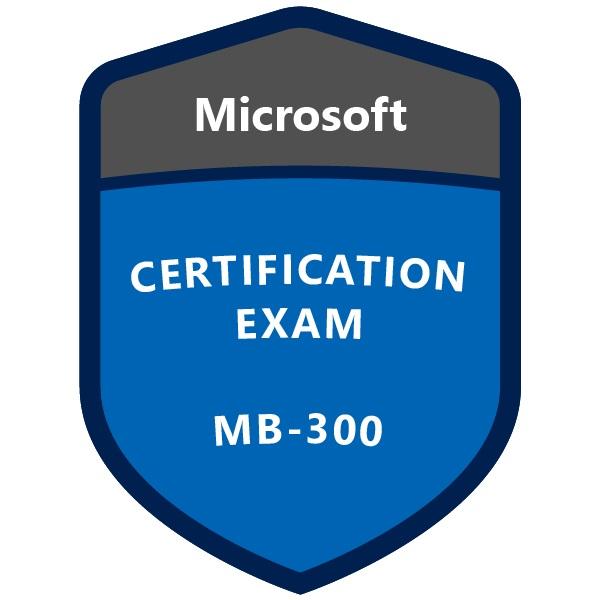 Microsoft Certification Exam MB-300