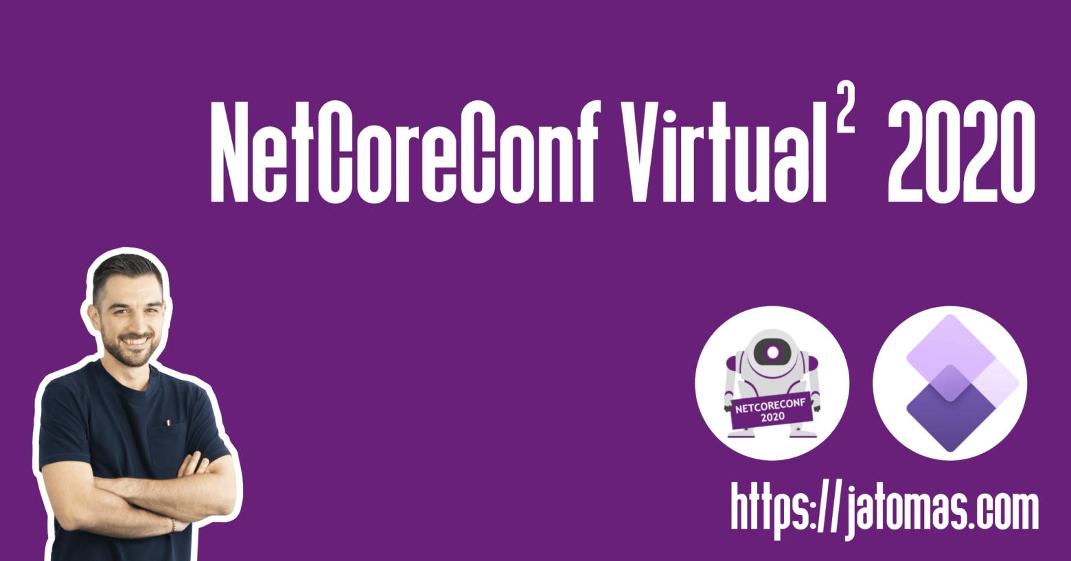 NetCoreConf Virtual2 2020