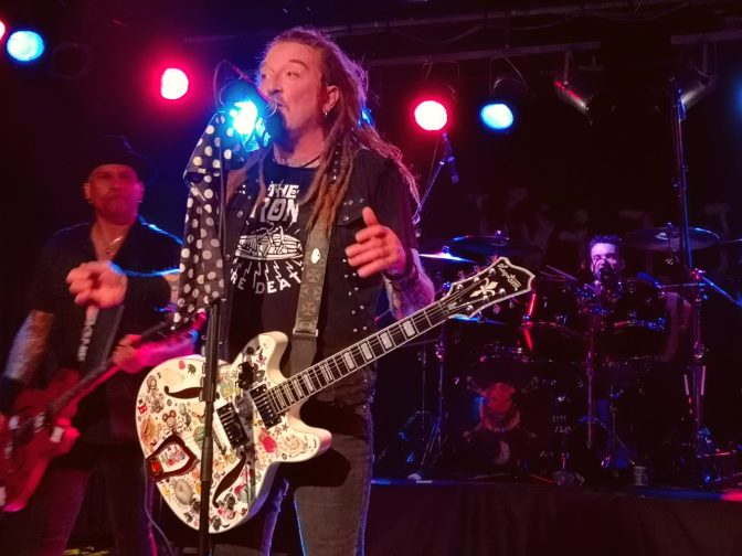 Wildhearts Buckley Live 01
