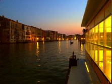 Grand Canal Venice