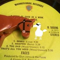 Faces A Nod Blind Horsey