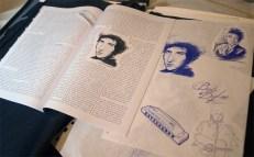 Bob Dylan per la revista nº5 de Mozaika
