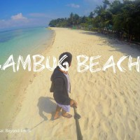 Lambug Beach: The secluded Beach front gateway to the Southwestern part of Cebu.