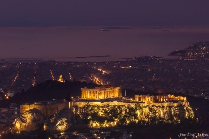 acropolis-parthenon-lycabettus-hill