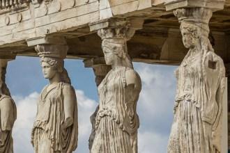 athens-caryatids-acropolis