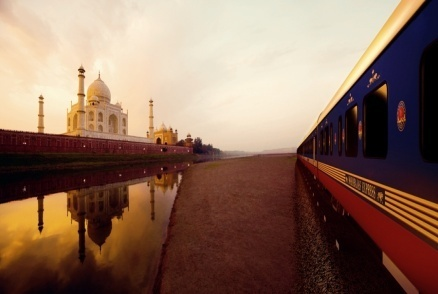 The Maharajas' Express, India