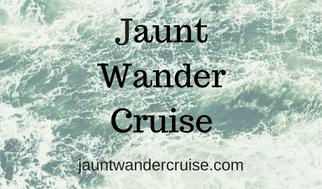 jaunt wander cruise.com