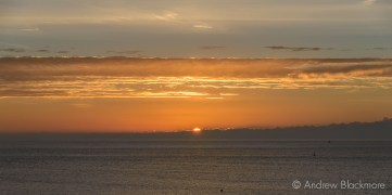Sunrise over Lyme Bay from Sundial House, Lyme Regis 23_11_15-2 (1000px)