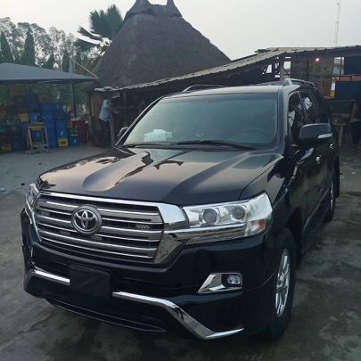 JAUTOS! THE BEST PLACE TO GET TOYOTA LANDCRUISER SUV FULLY EXECUTIVE IN LAGOS, NIGERIA