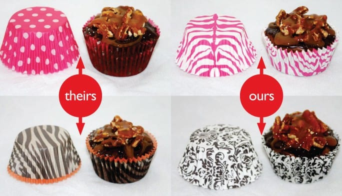 Review: Sutton Gourmet Paper Cupcake Liners