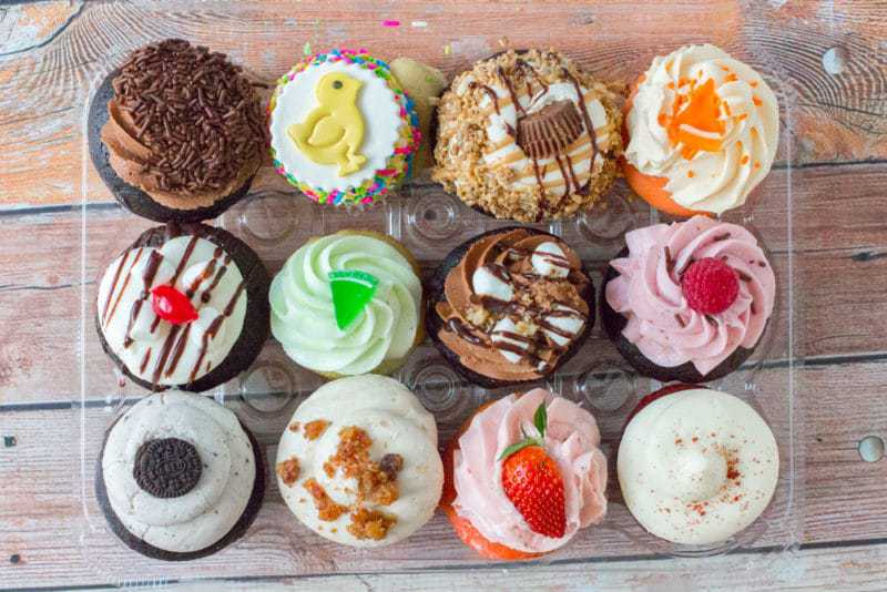 {Review} Confections Cupcakery