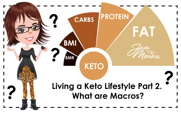 Living a Keto Lifestyle Part 2. What are Macros?