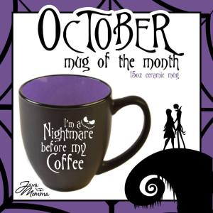 October Mug of the Month