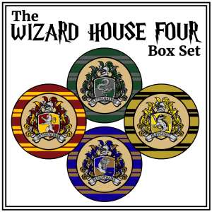 wizard house four