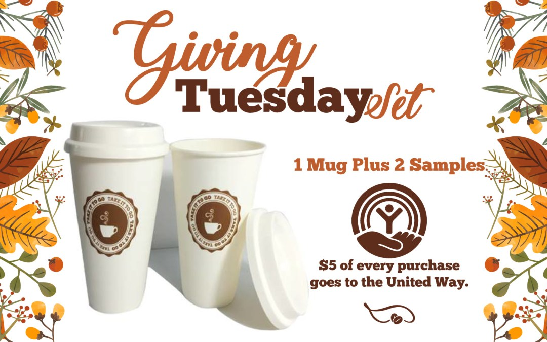Java Momma's Giving Tuesday Set Special