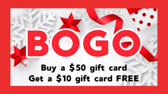 Java Momma Gift Cards – BOGO!