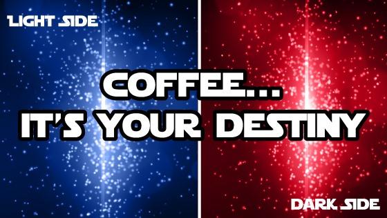 Java Momma – Coffee It's Your Destiny Set