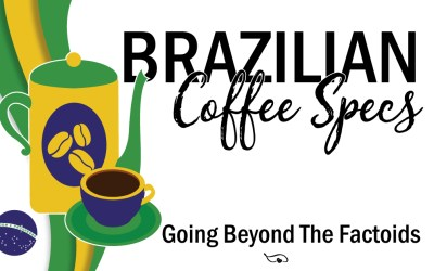 Brazilian Coffee Specs