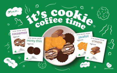 Introducing Java Scout Coffee