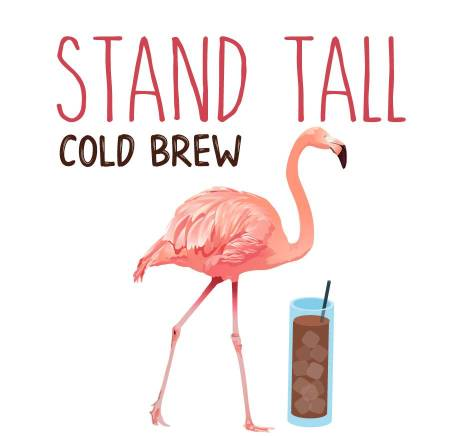 Stand Tall Cold Brew pods from java momma