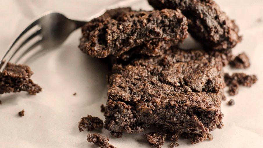 vegan brownie