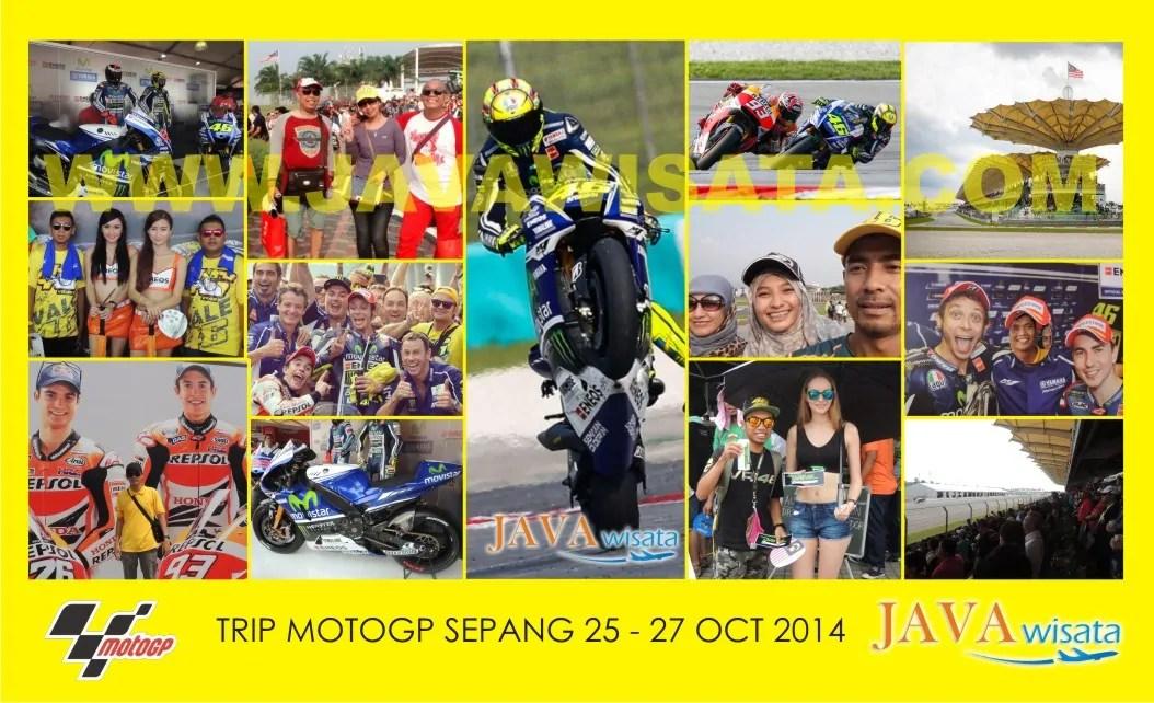 Paket Trip MotoGP Sepang