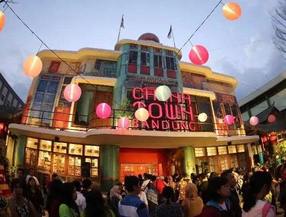 chinatown bandung, tour bandung, wisata bandung