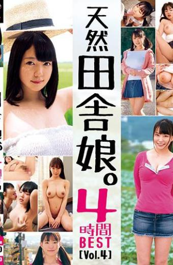 Natural Country Girl.4 Hours BEST Vol.4