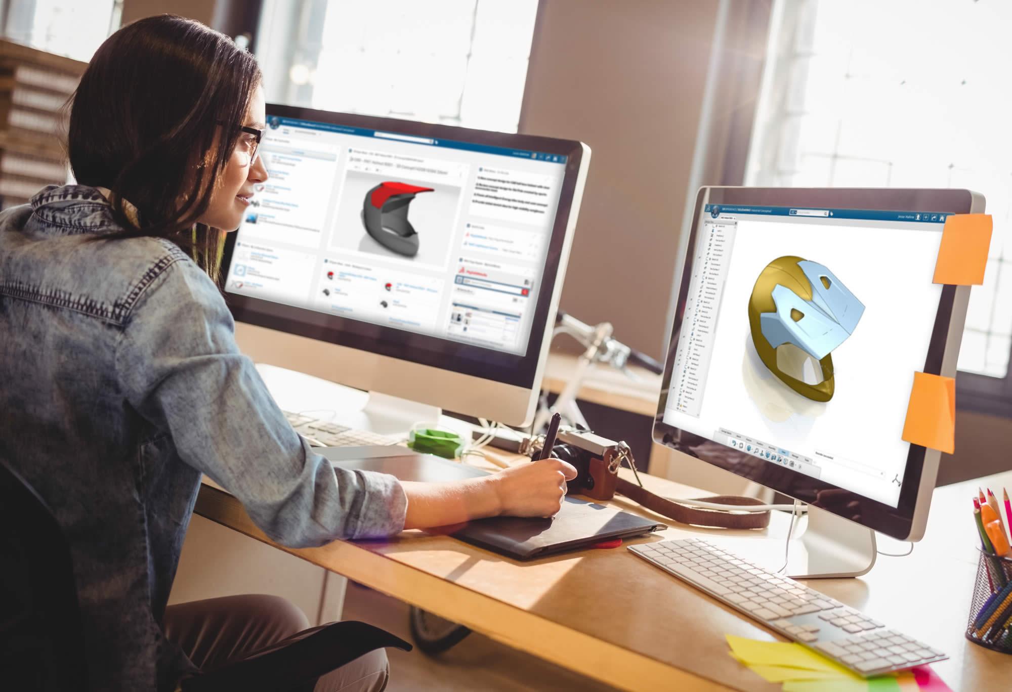 SOLIDWORKS Industrial Designer Design & Collaboration