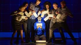 The Curious Incident of the Dog in the Night-Time: Incredible